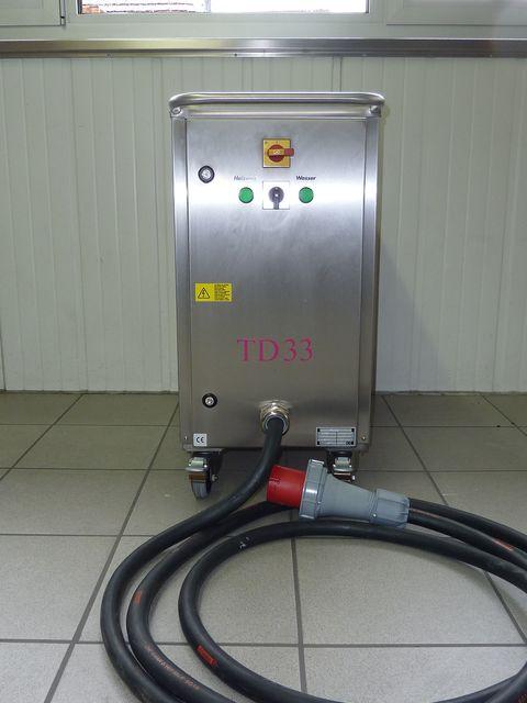 Le g n rateur de vapeur td33 est d sormais disponible - Generateur de vapeur ...